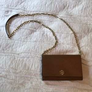 Tory Burch cross body purse